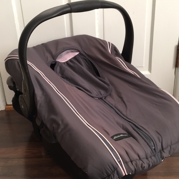 Eddie Bauer Infant Car Seat Cover
